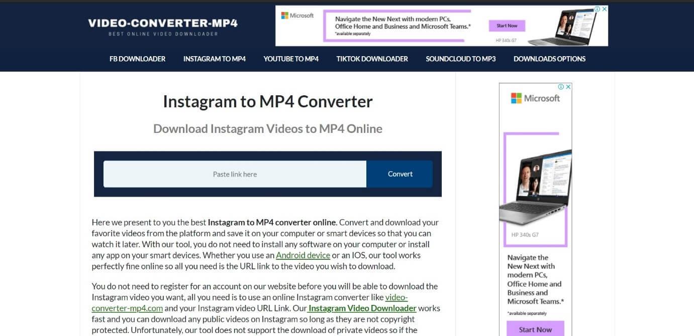 video converter mp4
