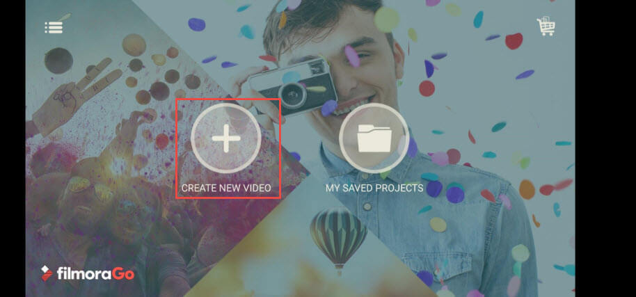 crear un nuevo video