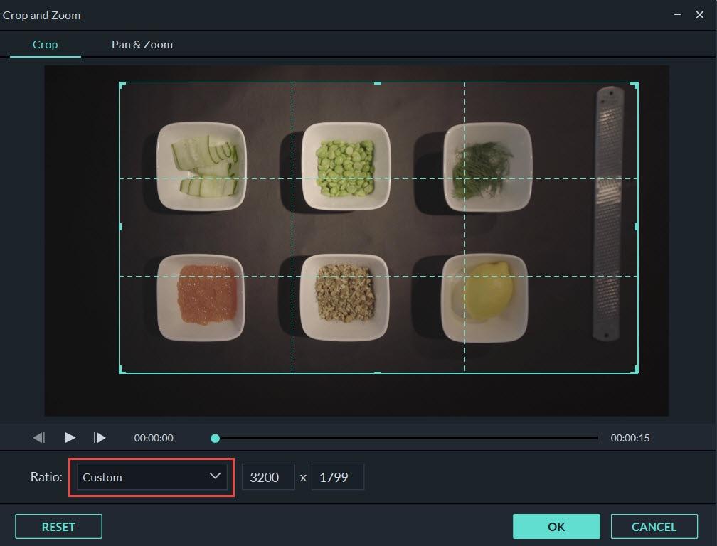 recadrer -vidéo-ratio