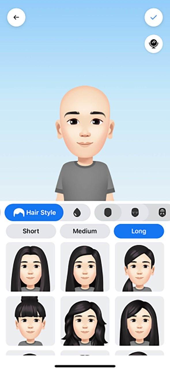 Custom Fb Avatar
