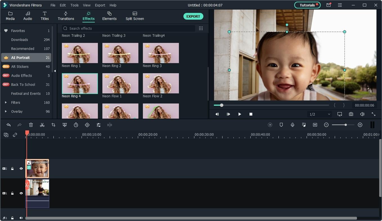 adjust reaction video size