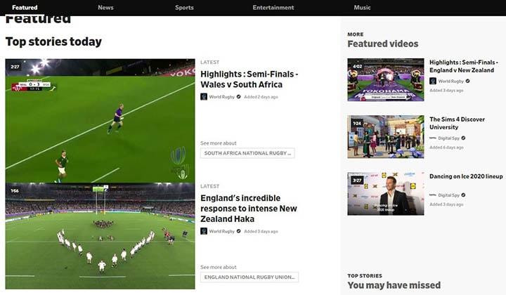 video hosting platforms