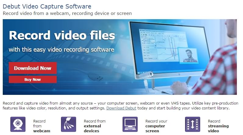 Amazon. Com: debut video capture software to record from a webcam.