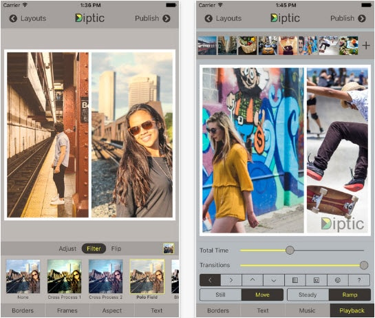 best collage app for iphone free
