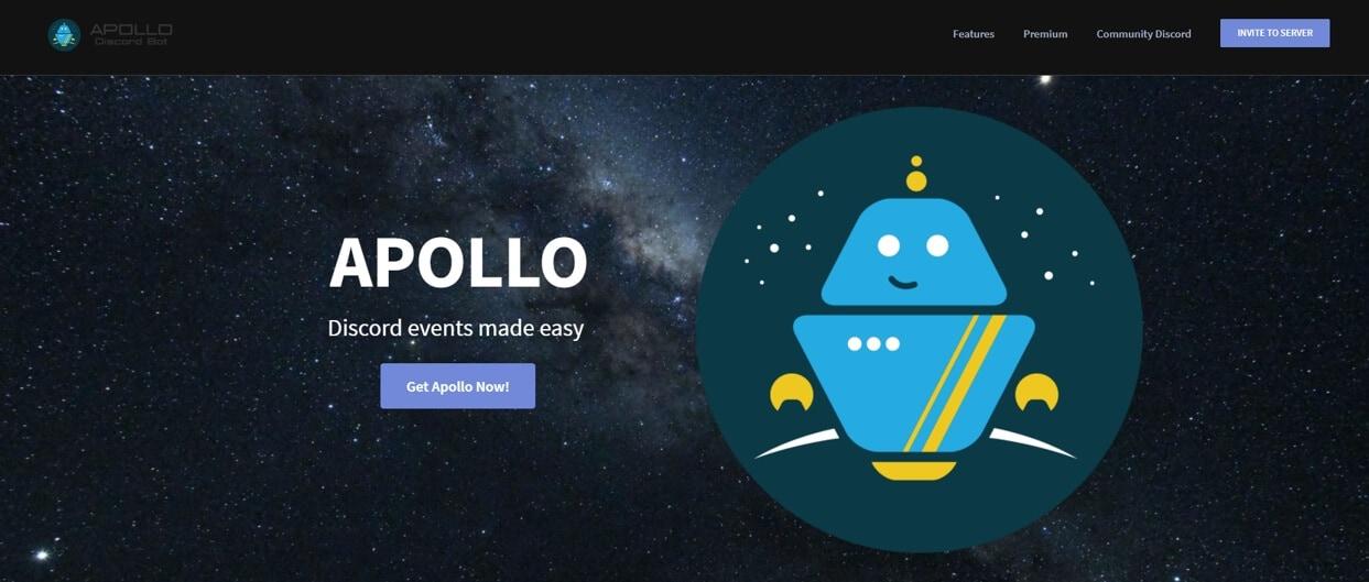 Discord  Bot Apollo