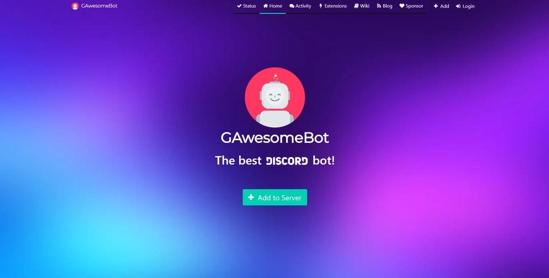 Discord  GAwesome Bot