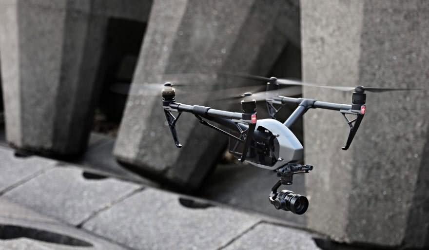 dji inspire 2 temps de vol de drone