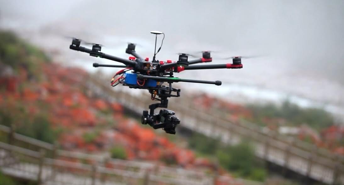 Top 10 Heavy Lift Drones 2019