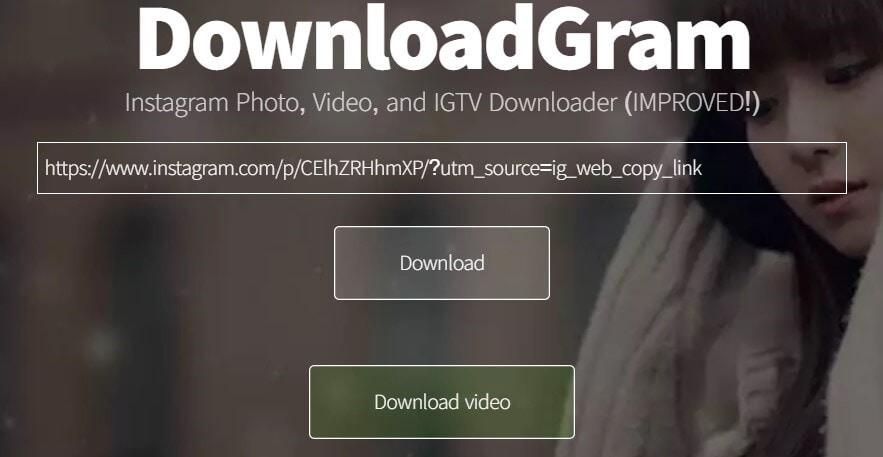 downloadgram convert instagram