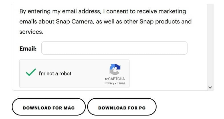 Download Snap Camera for Zoom meeting