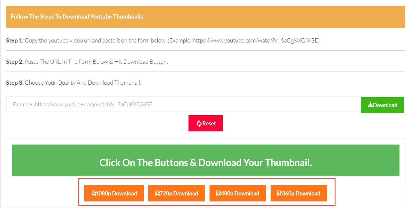 download thumbnail