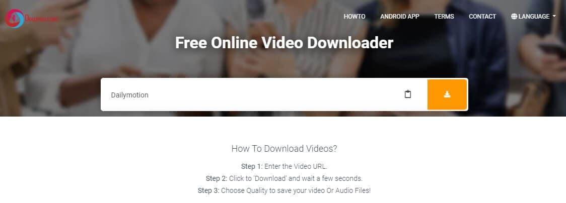 Downsv online video converter