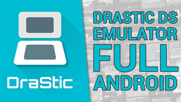 drastic-ds-emulator-póster
