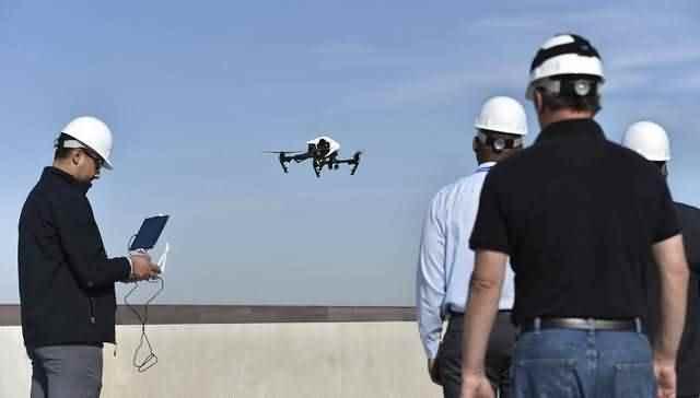 drones in engineering