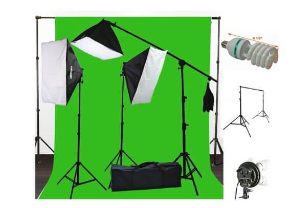 telón de fondo de pantalla verde