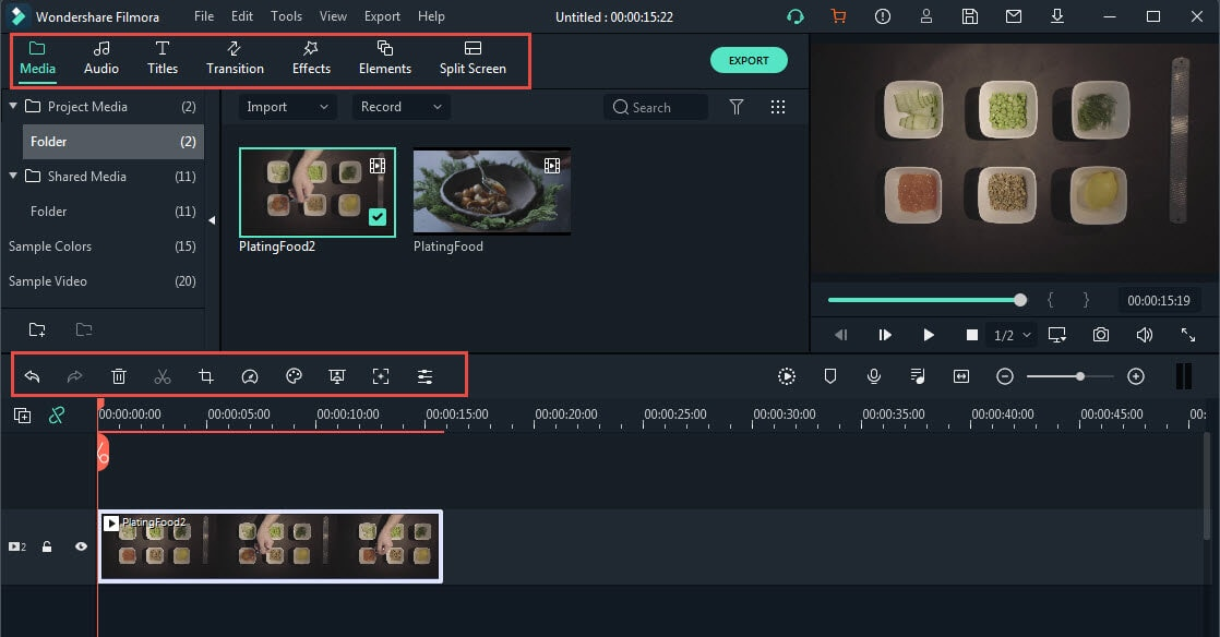 download software editor video