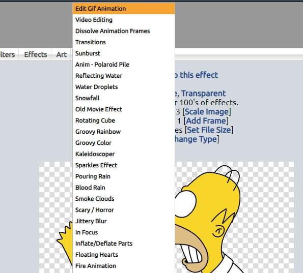 LunaPic  Edit Animation