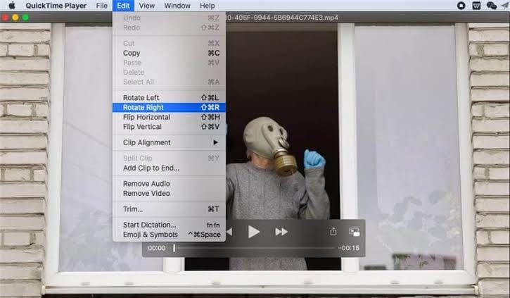 edit video with quicktime
