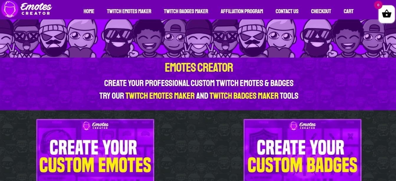 Emotescreator Emote Maker