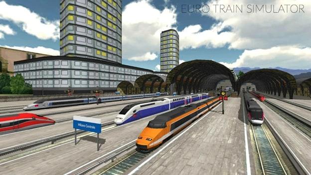 euro-train