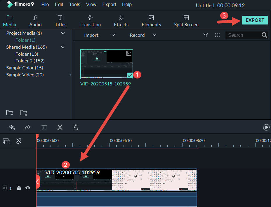 save audio file