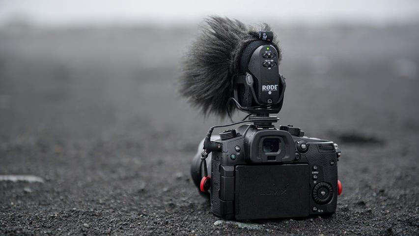 External Microphone Jack