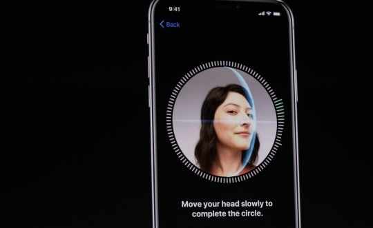 face ID incovenience