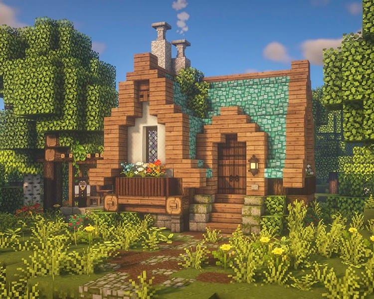fantasy-cottage-poster