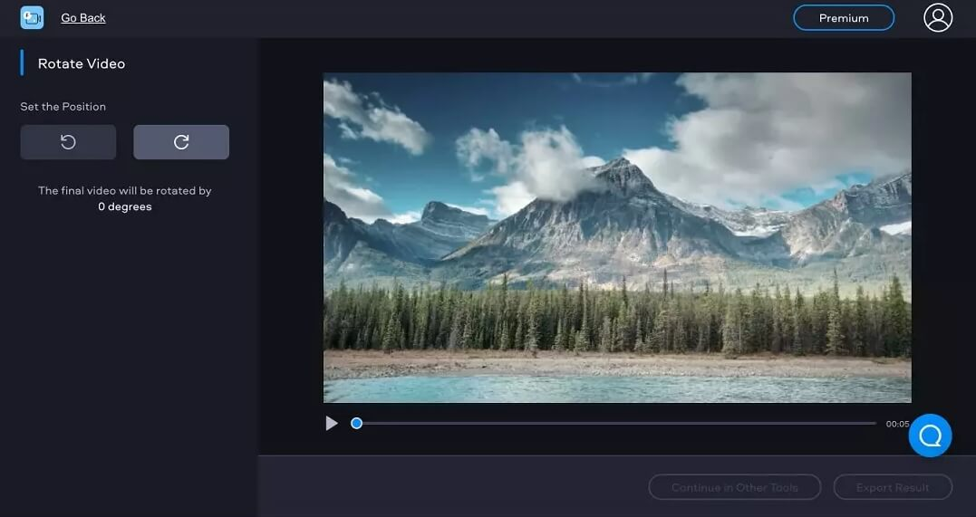 online video rotator - Fastreel RotateVideo Online