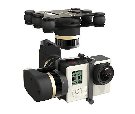 feiyu tech mini 3d 3 axis brushless gimbal
