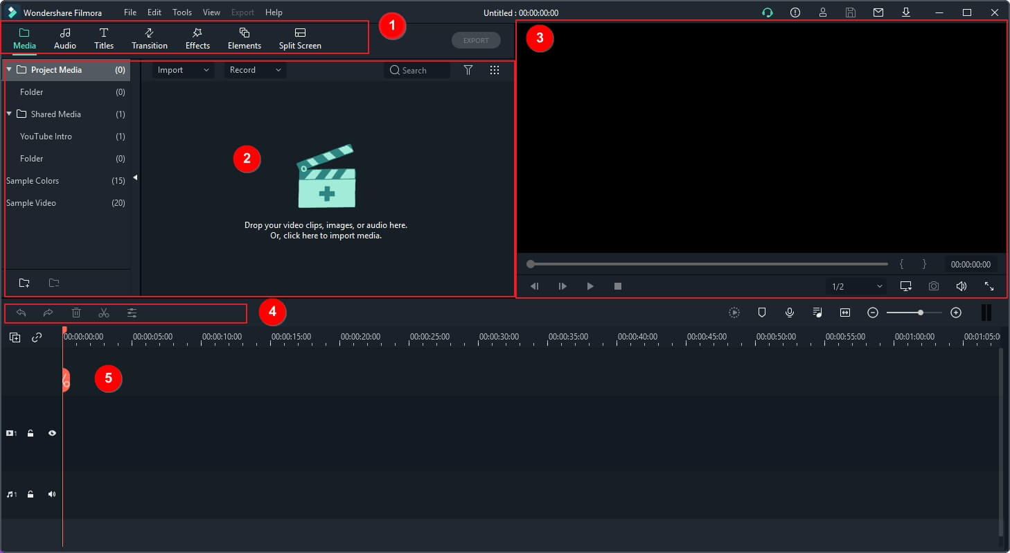 imovie  for windows  alternative editing interface