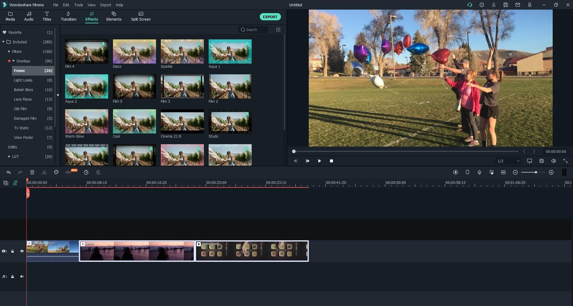 Filmora Tiktok Video Editor