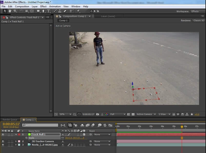 follow-null-object-track-camera-after-effects
