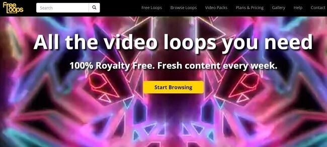 fondos de video hd gratis para descargar