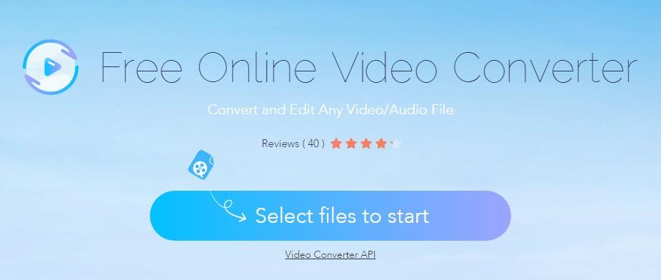 Convertidor de audio en línea gratuito Powersoft
