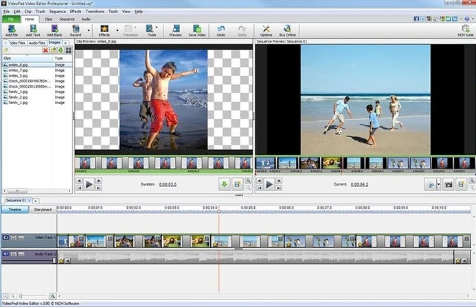 Top 10 Best Free Video Editing Software For Windows 2017
