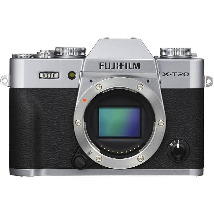 fujifilm-x-t20-mirrorless