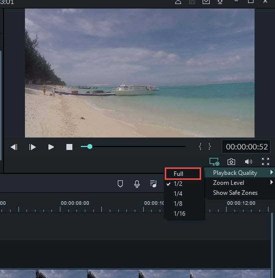 how to improve video quality