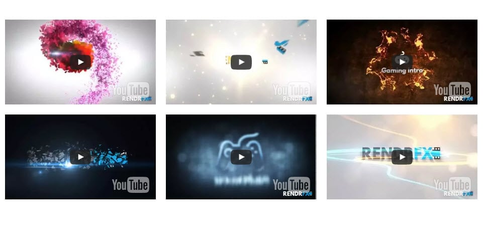 Best 12 YouTube Gaming Intro Makers - Free and Paid