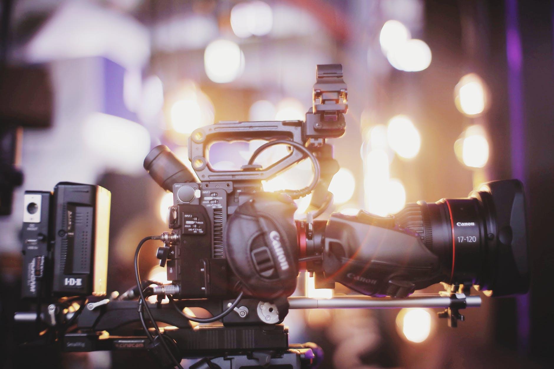 Mukbang Video Equipment