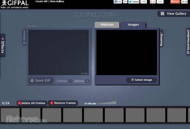 make a gif online GIFPal