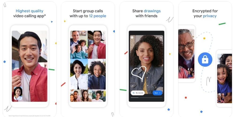 Alternativa FaceTime: Google Duo