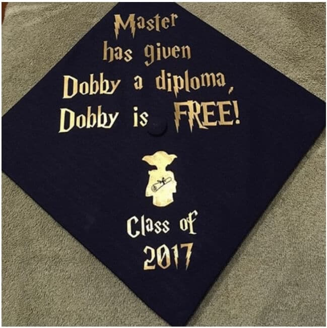 Decorate Graduation Cap Ideas