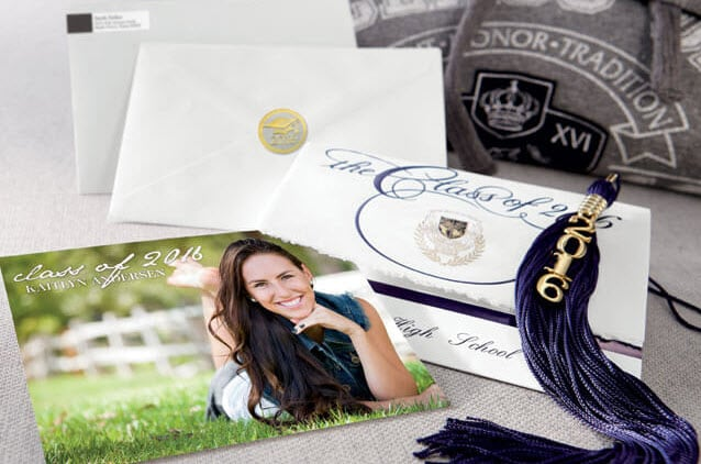 giving more value to your dreams jostens provide a professional platform to create your graduation party invitation card with a lovely photograph of yours