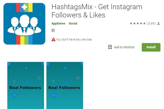 8 Free Instagram Followers App on Android and iPhone