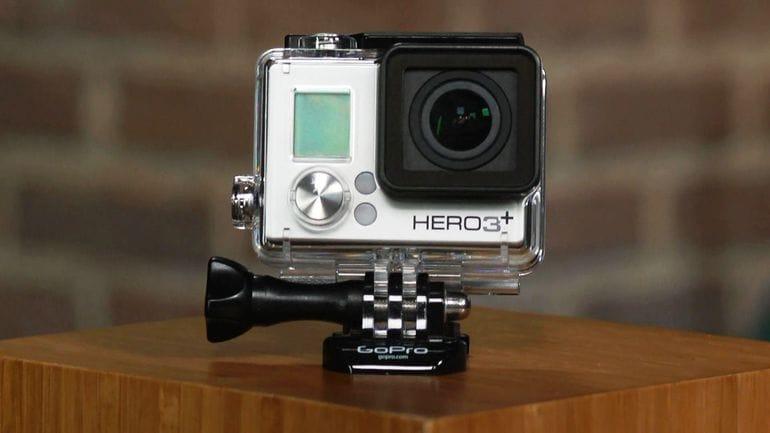 Hero3+ Silver