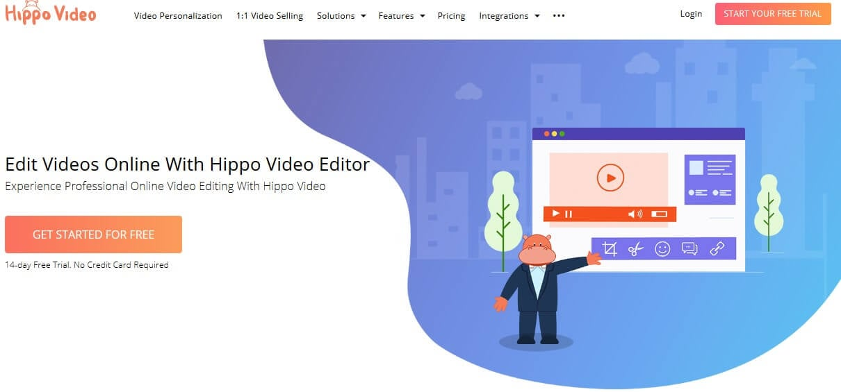 editor video gratis online senza filigrana