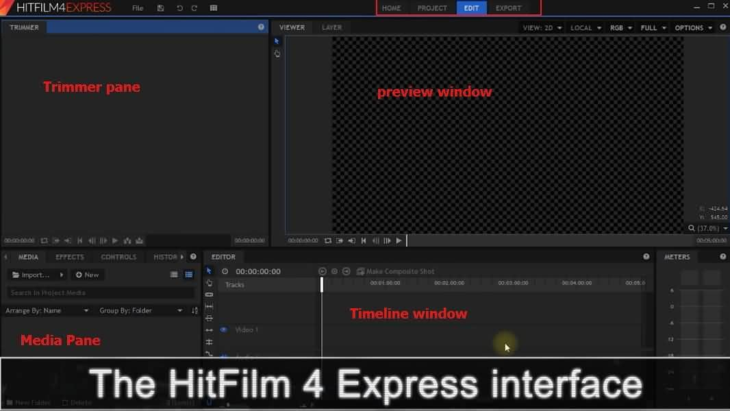 miglio gratuito Software di Video Editing
