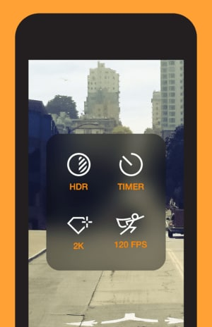 Horizon Instagram video editing app