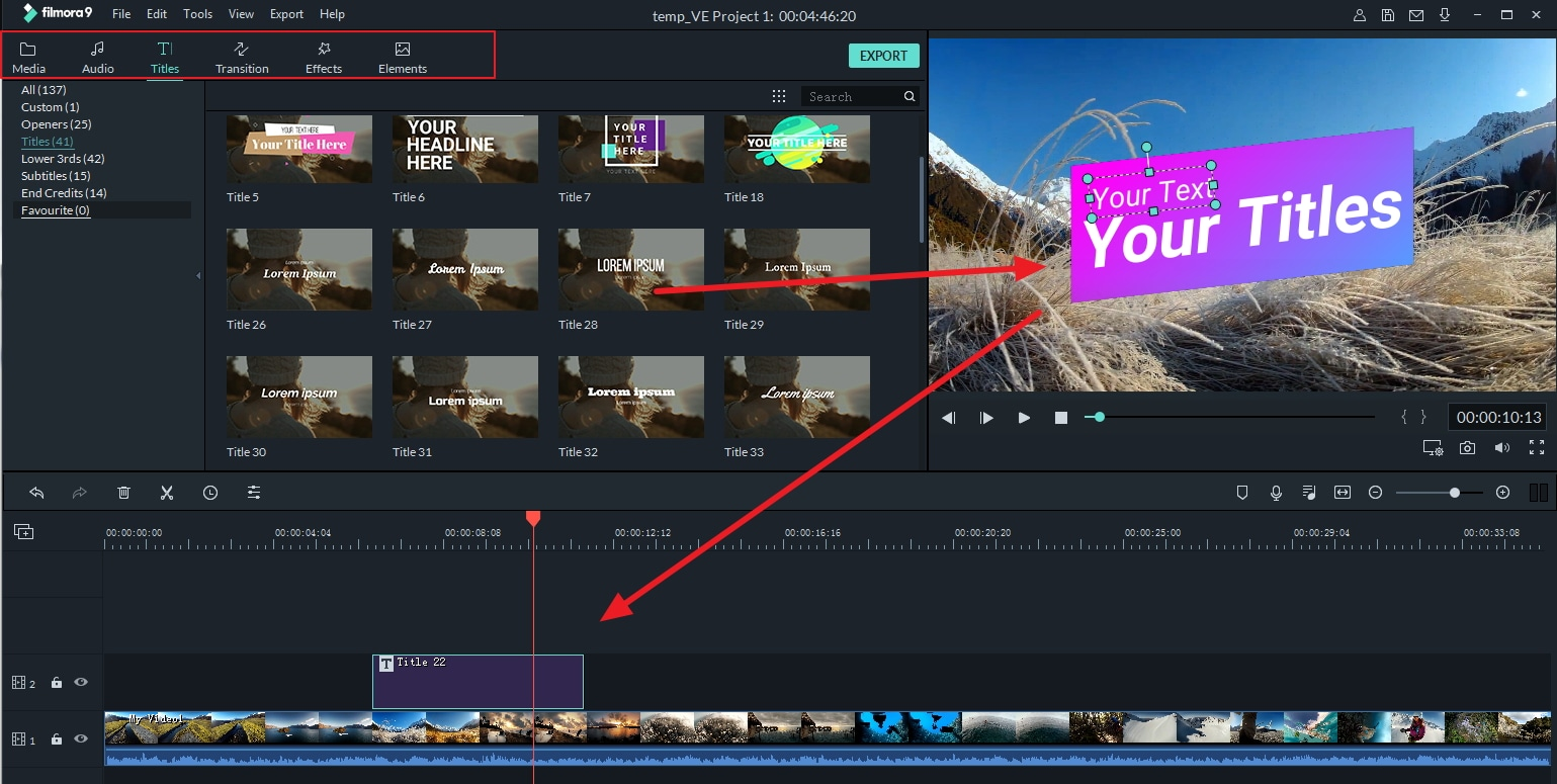 How to Edit a Video Clip